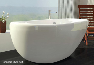 BainUltra Tubs Essencia Oval 7236